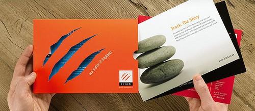 Thiết kế Brochure và quá trình tiến hành hiệu quả.