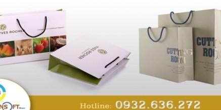Túi giấy, Paper bags