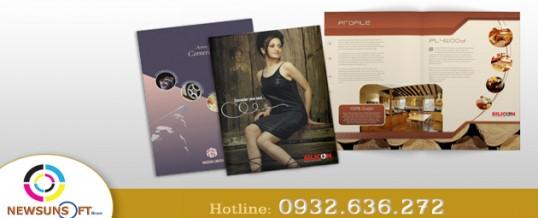 Catalogue, tạp chí, kỷ yếu, báo nội bộ