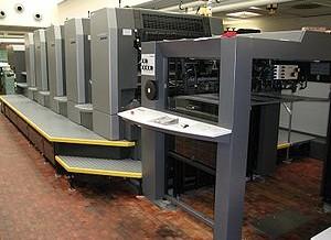 Tìm hiểu cấu tạo máy in offset