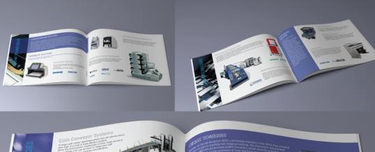 Catalogue đóng kim kích thước A5 (14.5 x 20.5 cm)